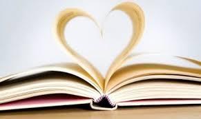 coeur en livre